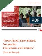 Failure Presentation to AVPN-Edit