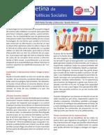 La Boletina de Políticas Sociales n 4 - Redes Sociales y Educación