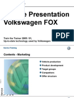 Vw Fox - Vehicle Presentation