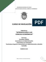 Manual Curso Ingreso 2014 Introduccion a Las Ciencias Economicas1