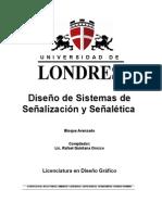 Diseño de Sistemas de Señalización y Señalética