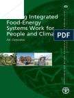 Making Integrated Food-Energy Systems Work for People and Climate