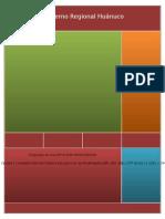 P6 Resumen Ejecutivo Programa UGEL