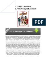 ~ [FR]~ Les Profs 2.2015.Film.Complet.torrent