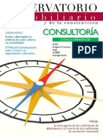 Revista Observatorio Inmobiliario Nov-dic-14