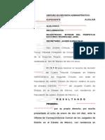 Sentencia de tribunal ratificada en favor de dueños de terreno expropiado por el Edomex para OHL