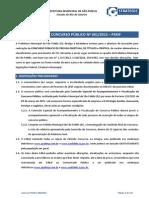 Edital-Concurso de São Fidélis
