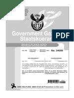 Local Government - Municipal Electoral Amendment Act 2010