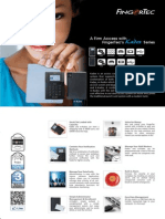 Kadex MKadex E RFID readers from Fingertec