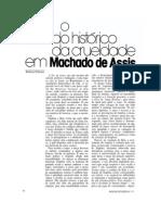 O Sentido Histórico Da Crueldade Em Machado de Assis - Roberto Schwarz
