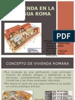 La Vivienda Romana