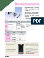 Takex DL-S100R Data Sheet