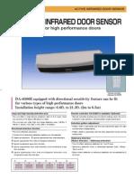 Takex DA-6500 Data Sheet