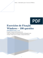 Questões Windows 7 - 01