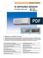 Takex PS-520W Data Sheet