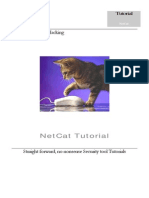 Netcat Tutorial