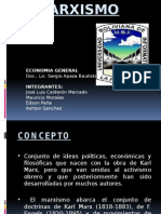 El Marxismo Eco General Final