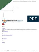 Cartaz Sobre Formatura de Futuros Engenheiros de Universidade Pernambucana Faz Apologia Ao Desmatamento Urbano _ Consciencia.blog