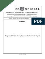 250807 (06) Prog. Est. de Suelo y r. Territoriales