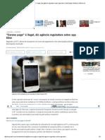 Carona Paga_ é Ilegal, Diz Agência Reguladora Sobre App Uber _ Vida Digital _ Notícias _ VEJA