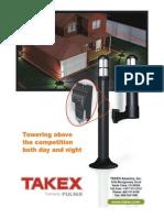 Takex LT-1WM Data Sheet