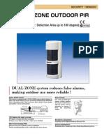 Takex OMS-12FE Data Sheet