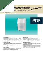 Takex PA-450PI Data Sheet