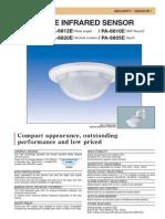Takex PA-6805E Data Sheet