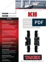Takex PB-50HF-KH Data Sheet