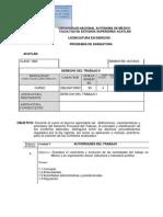 08 Derecho Del Trabajo II.