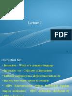 2 InstructionSet Part