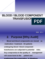 E5 T5.4 - Blood Transfusion