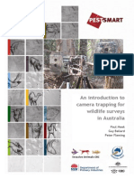 Camera Trap Manual
