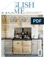 The English Home - July 2015 UK