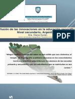 Congreso Internacional Geografía Diana Duran