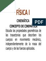 Tema 3 Cinematica