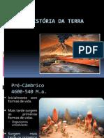 (6) - 2008-2009 - Ciências Naturais - 7º Ano - Terra, Um planeta com Vida - Eras da História da Terra