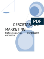 Idei-100 Cercetari Marketing
