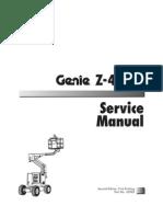 Manual Genie z45-22 Buena