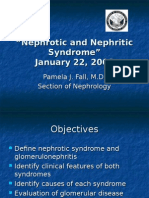 Nephrotic and Nephritic Syndrome_2008