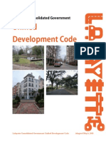 Lafayette Consolidated Govt. Unified Development Code