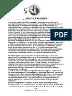 Resumen- Alquimia Jung Diplomado