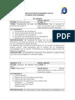 Diario de Campo Ingles 5