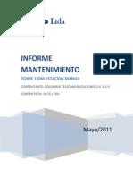 Informe Final Manjui Telecom