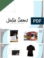 Julie Sams' Portfolio