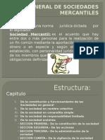 Presentacion Final Ley General de Sociedades Mercantiles