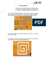 Atividades Robomind - Modulo 1