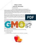 gmyes or gmno webquest (1)