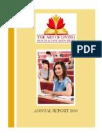 Aol Het Annual Report 2010