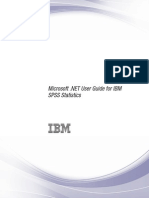 User Guide for IBM SPSS Statistics
